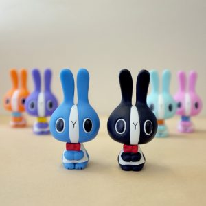 Viynl Figure 2018 – Rabbit Billy