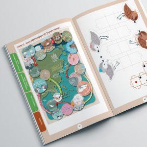 Spoon-billed Sandpiper Teaching Kit 認識勺嘴鷸