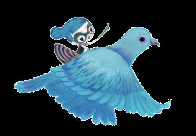 Lampei-contact-bird